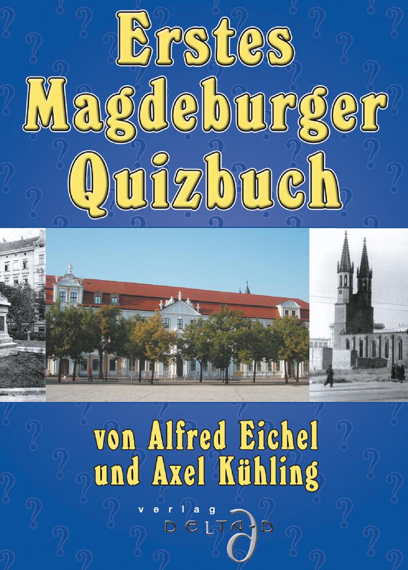 Erstes Magdeburger Quizbuch