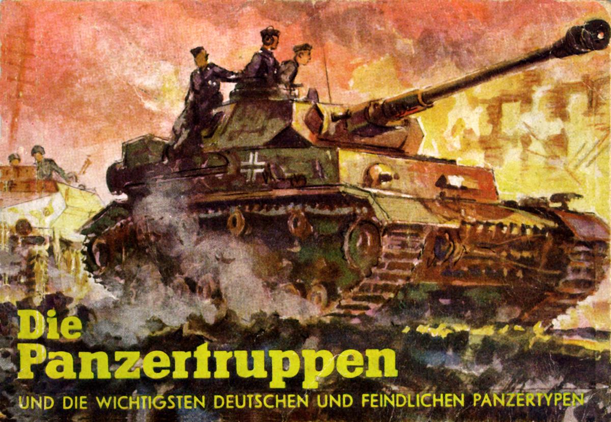 Die Panzertruppen